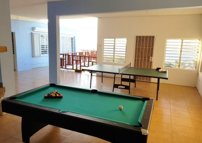 Vieques – Ocean View Blue House 4Br, 5BR or 7br. =(25$person/night if u are 12 -16)($22pp if you are 26!)