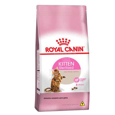 Корм для кошек Royal Canin Kitten Sterilised