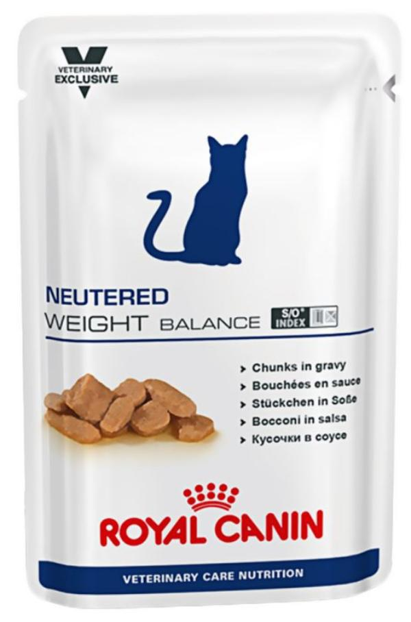 Корм для кошек Royal Canin Neutered Weight Balance