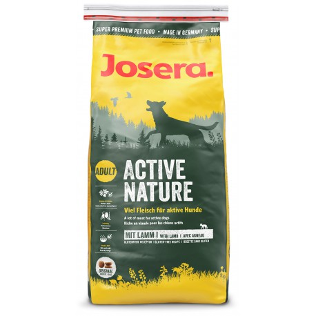 Корм для собак Josera Active Nature