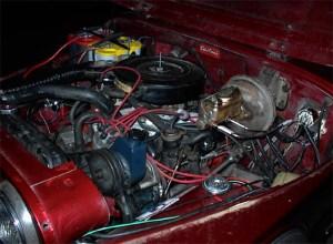 Jeep CJ7  Emissions