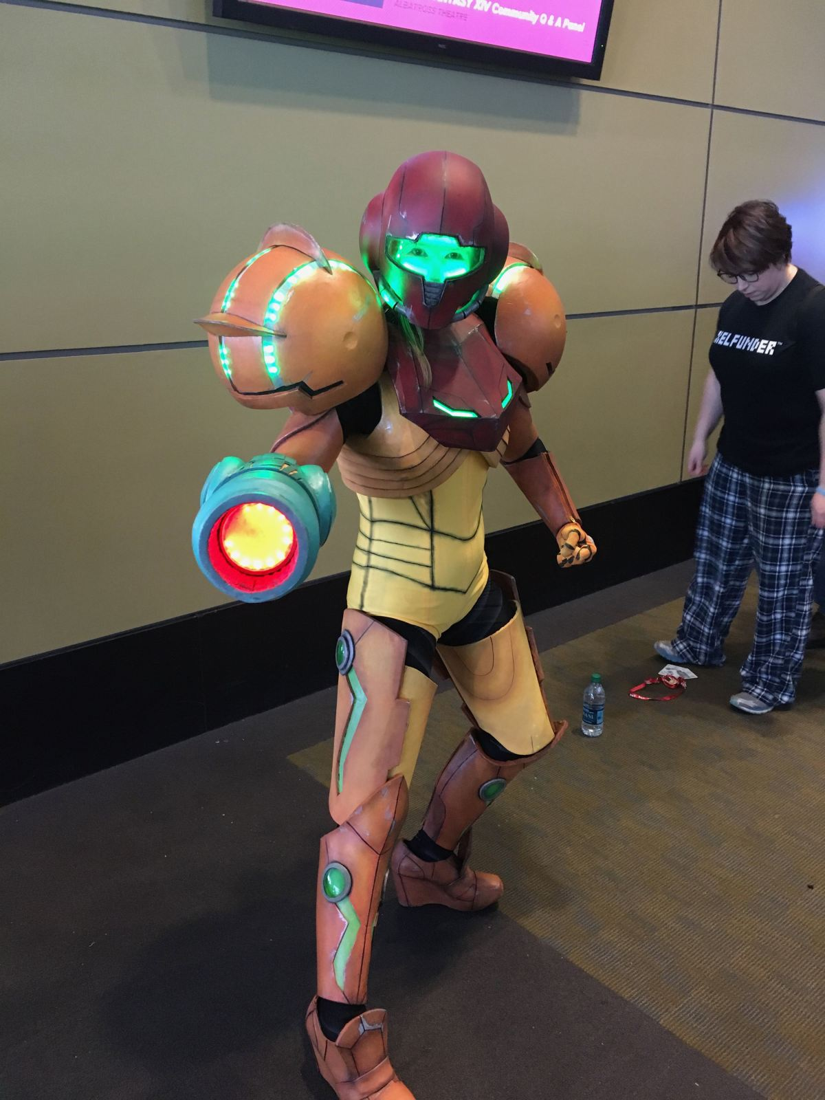 Great cosplay