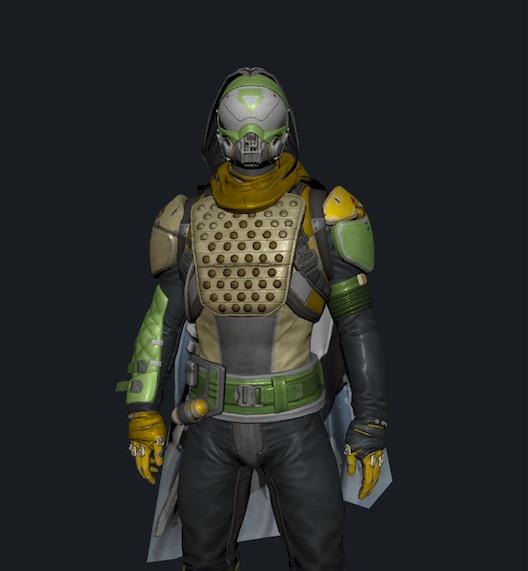 Destiny Avatar
