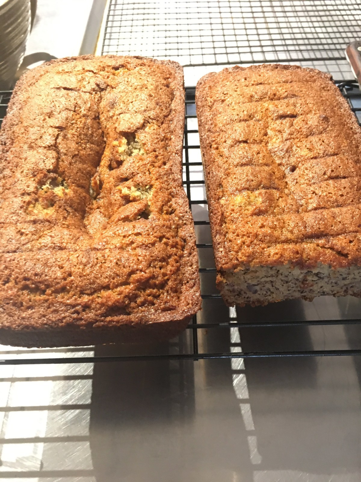 Sundays and Banana Bread
