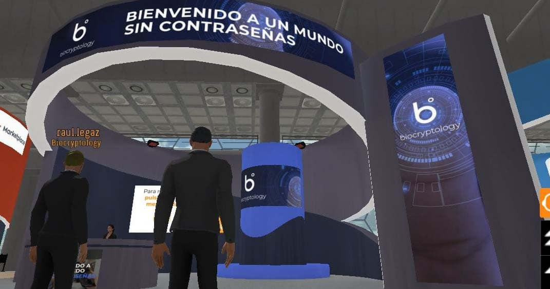 Stand Evento Marketplace summit