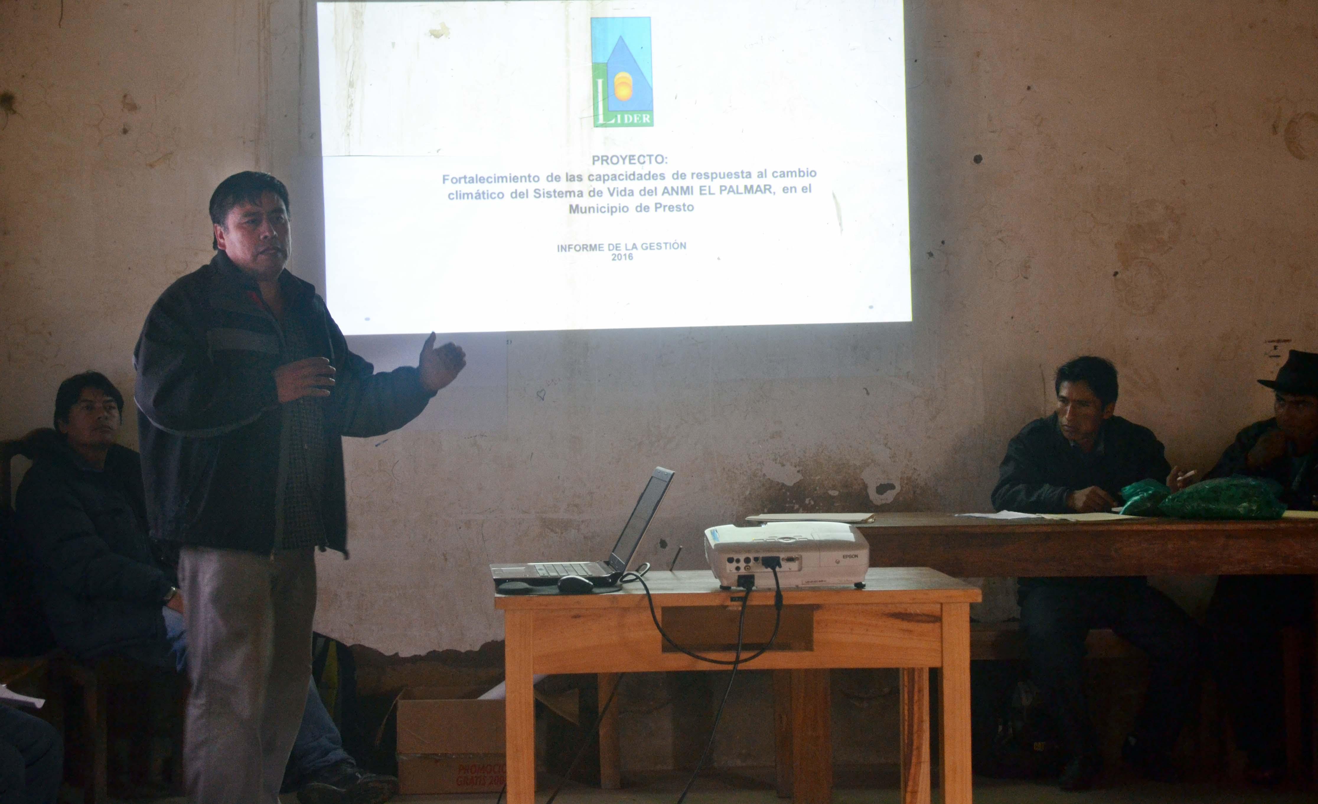 Cogestión con las comunidades: una práctica visible en el municipio de Presto