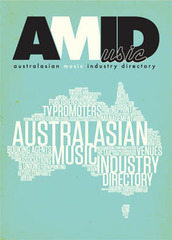 Australasian Music Industry Directory cover