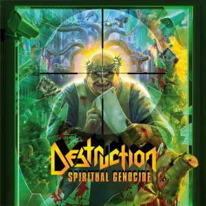 [RELEASE REVIEW]  Destruction – Spiritual Genocide (Nuclear Blast/Riot)
