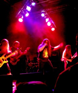 [GIG REVIEW] Black Conjuration @ Fowler's Live (Adelaide), 23 March 2013.