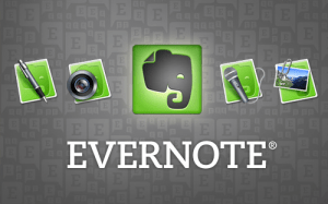 I love Evernote. This is its logo.