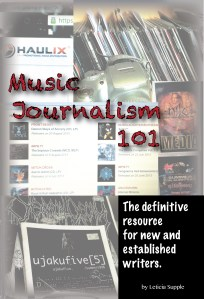 Music Journalism 101, 2nd Edition