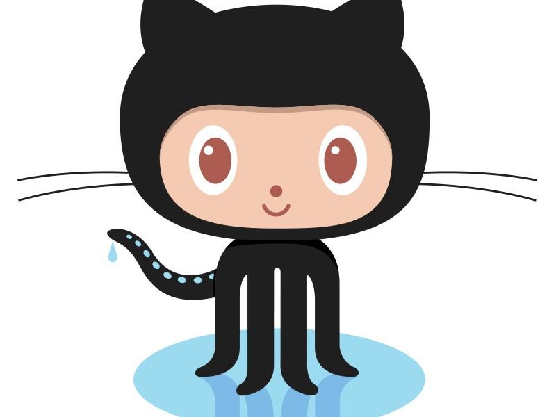 Octocat is a Github logo