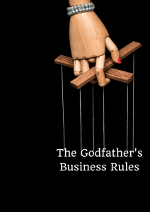 Cover image of The Godfather's Business Rules