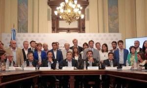 juntos por el cambio biocombustibles ley