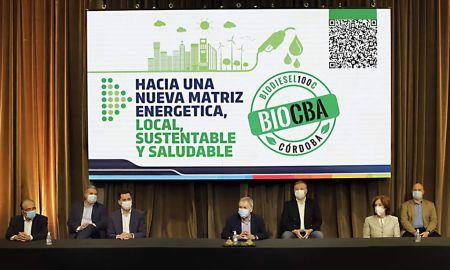 biodiesel b100 cordoba