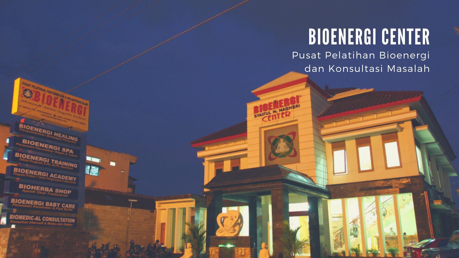 Bioenergi Center