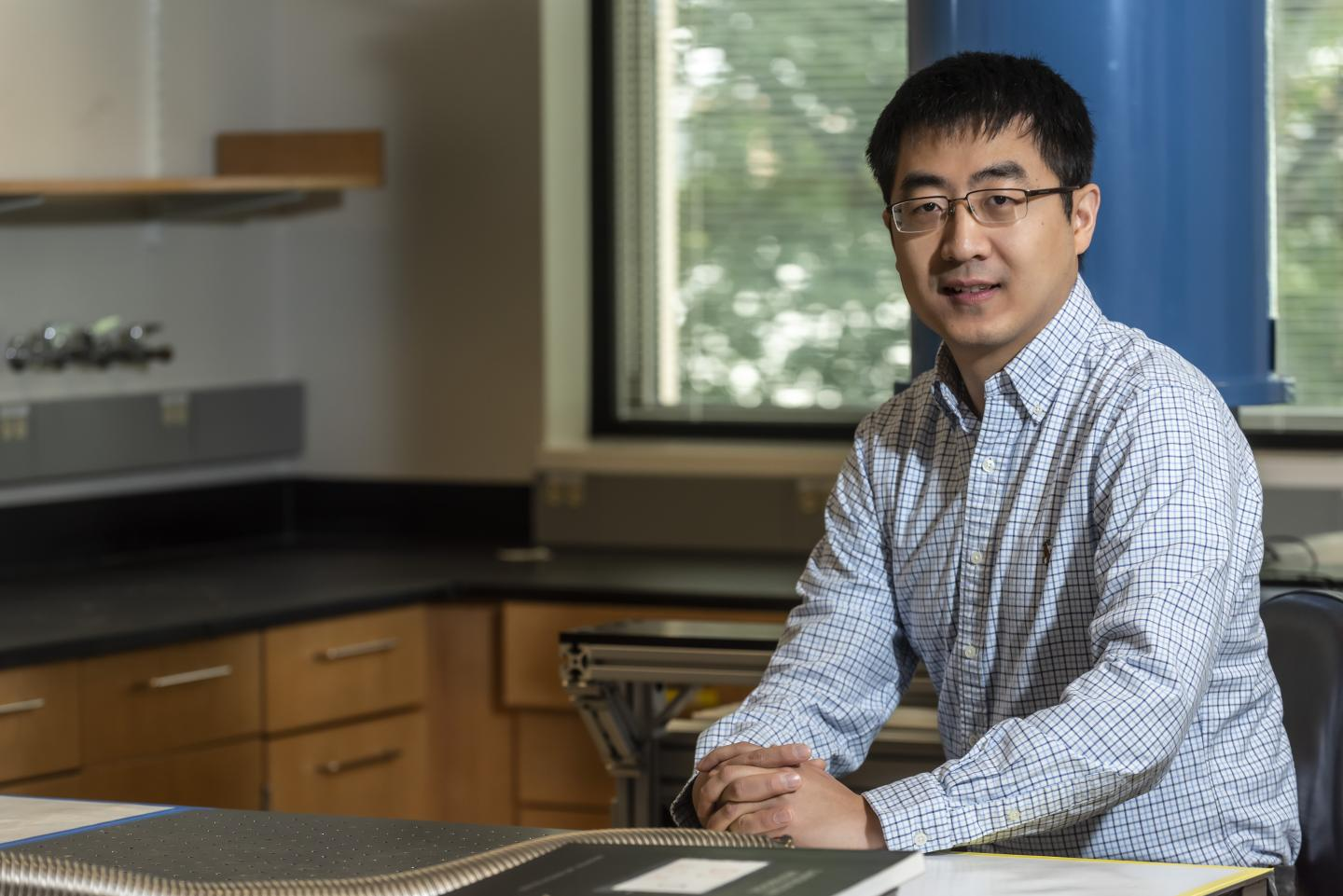 Boston College physicist Brian Zhou receives NSF CAREER Award
