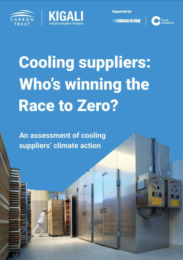 The race is on, but cooling industry needs to accelerate net zero efforts