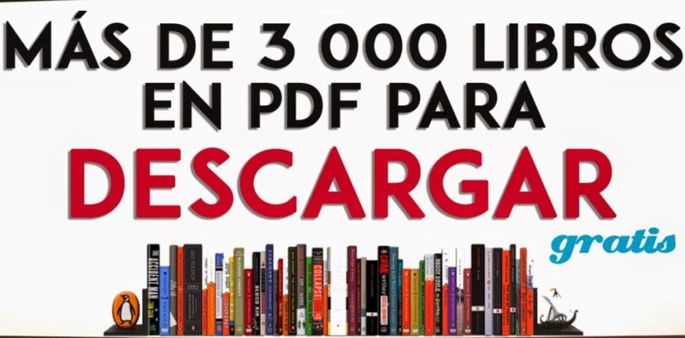 Descarga Hasta 3.000 Libros De Manera Gratuita E Inmediata