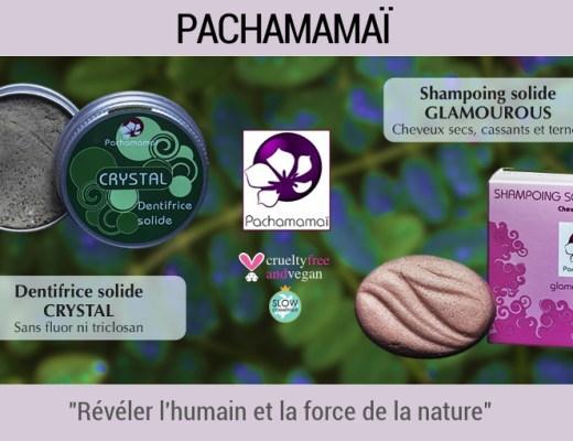 Pachamamaï cosmétiques naturels et vegans