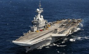 Charles de Gaulle (French Navy)