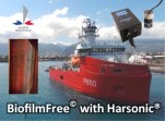 Icebreaker l'Astrolabe (French Navy)_equipped with Harsonic antifouling