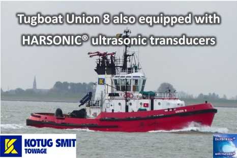 Kotug Smit tugboat Union 8