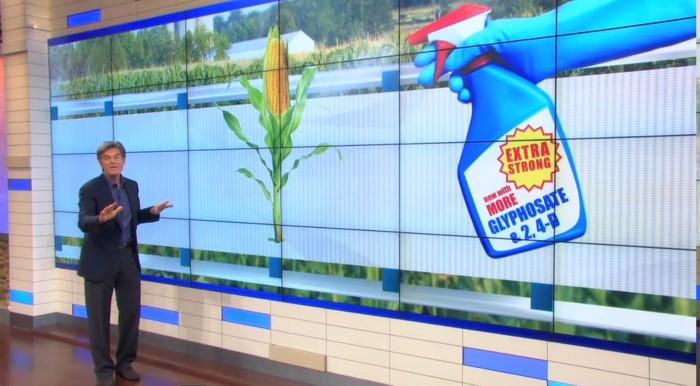 dr oz enlist herbicide