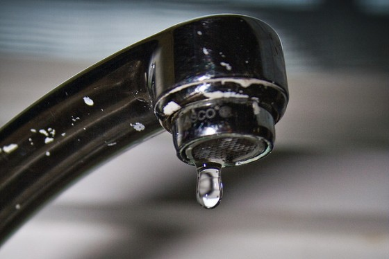 dripping faucet water conservation save
