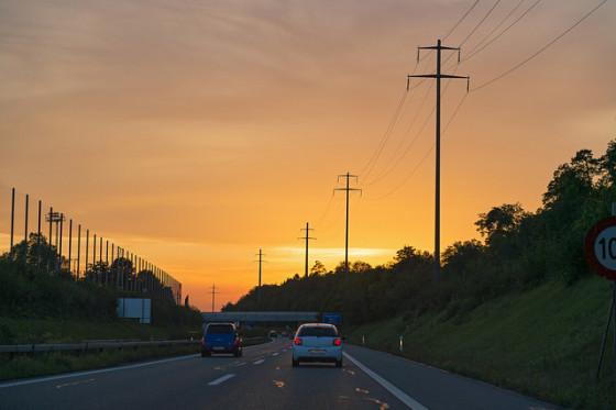 vehicle sunset emissions