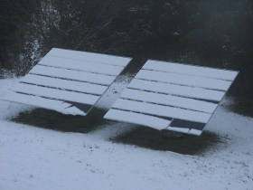 Keeping Your Solar Panels Working During the Winter