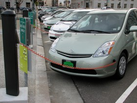 Charging Stations, the Backbone of the Electric Vehicle?