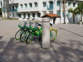Bike Sharing: Green Transportation Option to Get You Around Town