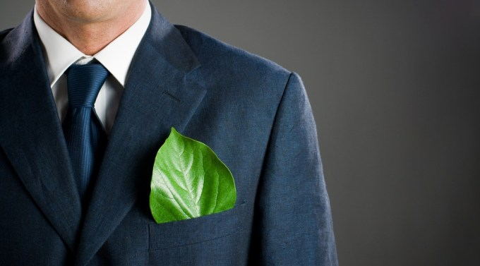 green in business