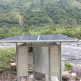 Installation of the First Hybrid Solar/Micro-Hydro Grid Project in the Philippines is Complete