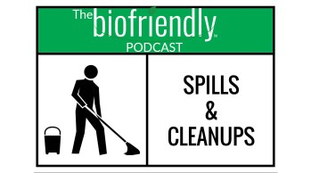 Spills and Cleanups