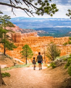 Hike in Bryce Canyon