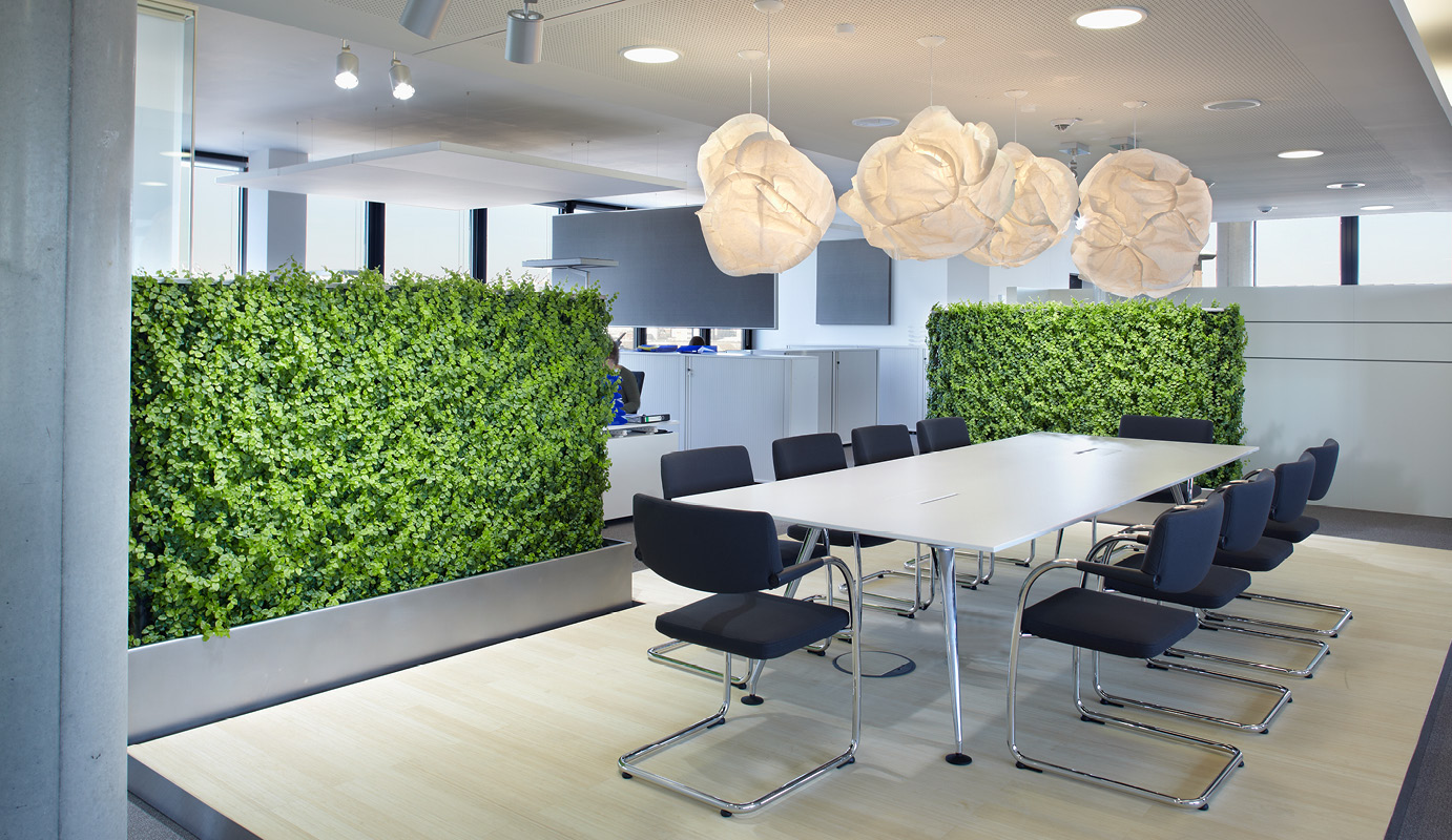 green workplace