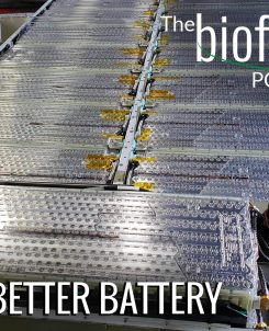 The Biofriendly Podcast - Episode 47 - About A Better Battery
