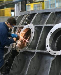 manufacturing sector image