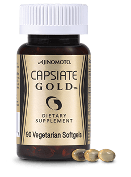 capsiate_gold_product_bottle_and_softgels