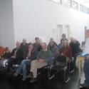 Andreas und die Zuschauer