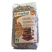 graines de tournesol decortiquee 500g