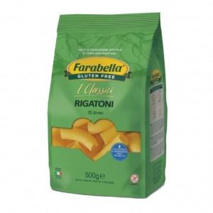 Rigatoni farabella senza glutine e senza lattosio