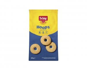 Hoops schar senza glutine e senza lattosio