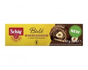 Bulè snack dolce senza glutine