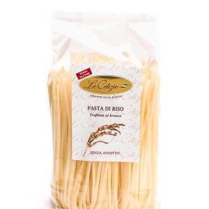 Spaghetti alla chitarra di riso le celizie senza glutine