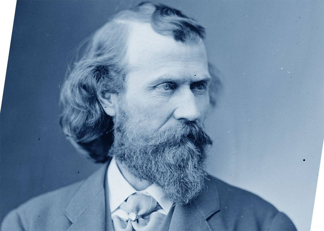 W.E. Henley (1849-1903). In his review Henley wrote: 'Dumas would have sold it with a more truly human feeling and a more general and taking sympathy than Mr Stevenson has been able to compass; Alfred de Musset with a rarer note of passion... Bur neither Musset nor Dumas could have written Prince Otto as we have it' [http://biografieonline.it]