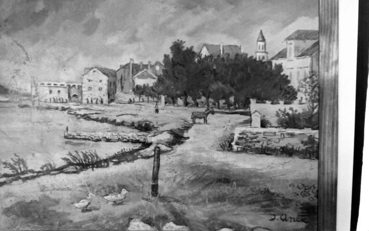 Zbog siromaštva iz biogradske općine 26-ero djece u veljači 1936. godine preseljeno i smješteno u sjeverne hrvatske krajeve