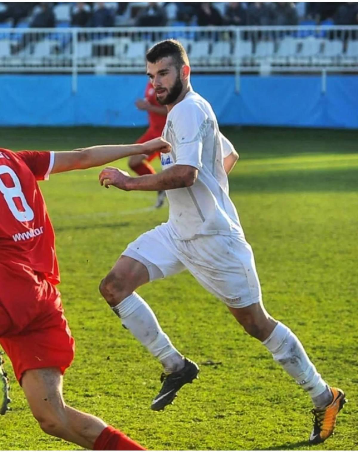Iz HNK Primorca ravno u prvu ligu: Nikola Marić novi igrač bugarskog prvoligaša
